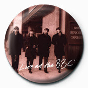 BEATLES (LIVE AT THE BBC) Badge
