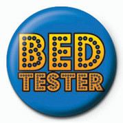 BED TESTER Badge