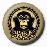 BLACK EYED PEAS Badges