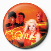 BLONDIE (BAND) Badges