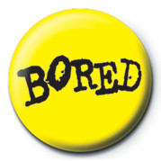 BORED Badge