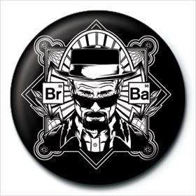 Breaking Bad - Frame Badges