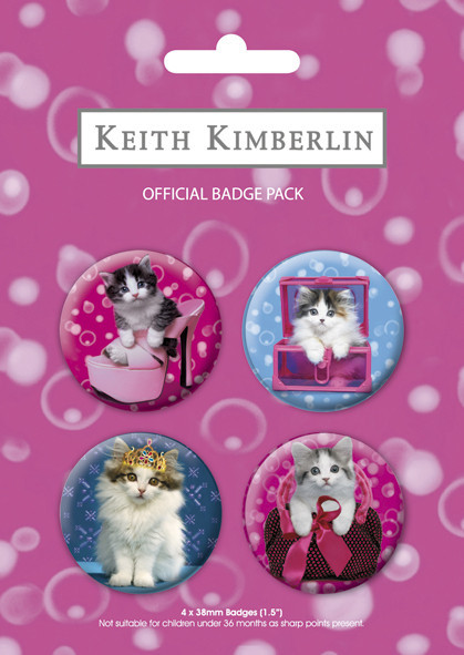 CATS Badge Pack