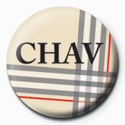 CHAV Badge