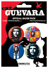 CHE GUEVARA Badge Pack