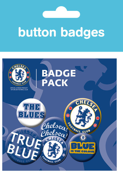 CHELSEA Badge Pack