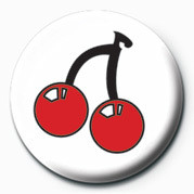 CHERRIES Badge