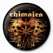 Chimaira (Double Skull) Badge