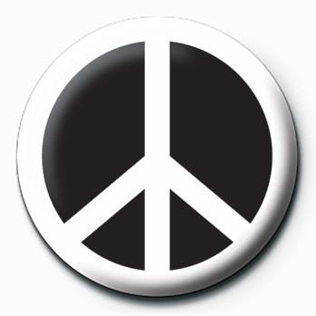 CND Symbol Badge