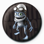 Crazy Frog Badges