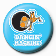 D&G (DANCIN' MACHINE) Badge