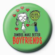 D&G - Eve.L (Zombie Boyfri Badges