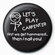 D&G (Let's Play Carpenter) Badge