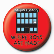 D&G (STUPID FACTORY) Badge