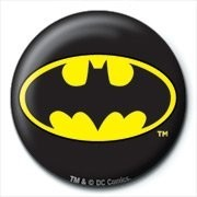 DC COMICS - batman logo Badges