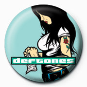 DEFTONES - GIRL Badges