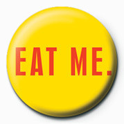 EAT ME Badge