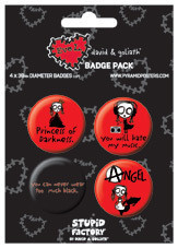 EVE L. Badge Pack