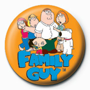 Family Guy Badge