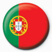 Flag - Portugal Badges