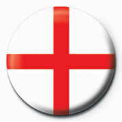 FLAG - ST GEORGES Badge