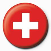 Flag - Switzerland Badges