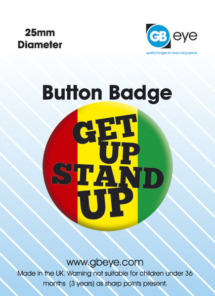 GET UP Badges