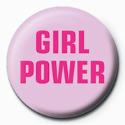 GIRL POWER Badges