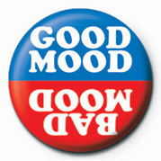 GOOD MOOD / BAD MOOD Badge
