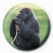 GORILLA Badges
