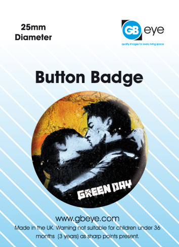 GREEN DAY - album Badge
