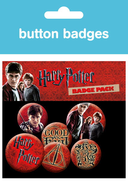 Badges HARRY POTTER