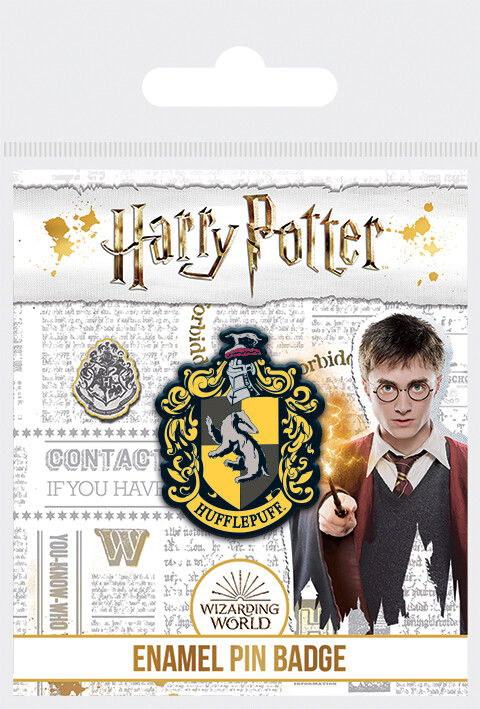 Badge Harry Potter - Mrzimor