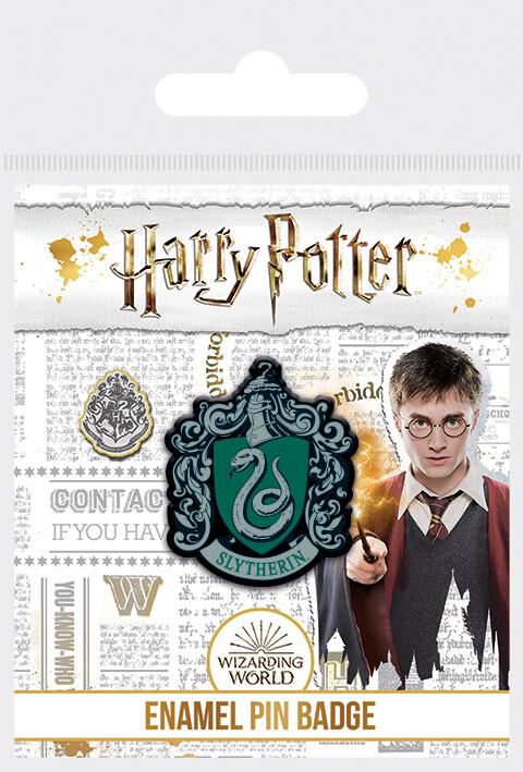 Badge Harry Potter - Zmijozel