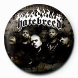 HATEBREED - band Badges