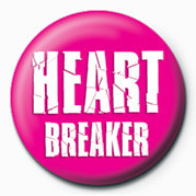 Heart Breaker Badges