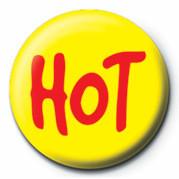 HOT Badge