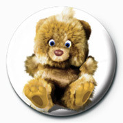 JAMSTER - Brown Bear (Sitt Badges