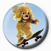 JAMSTER - Brown Bear (Skat Badge