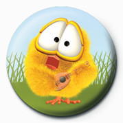 JAMSTER - Sweety the Chick Badges