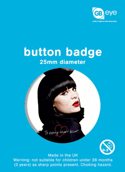 JESSIE J - face Badge