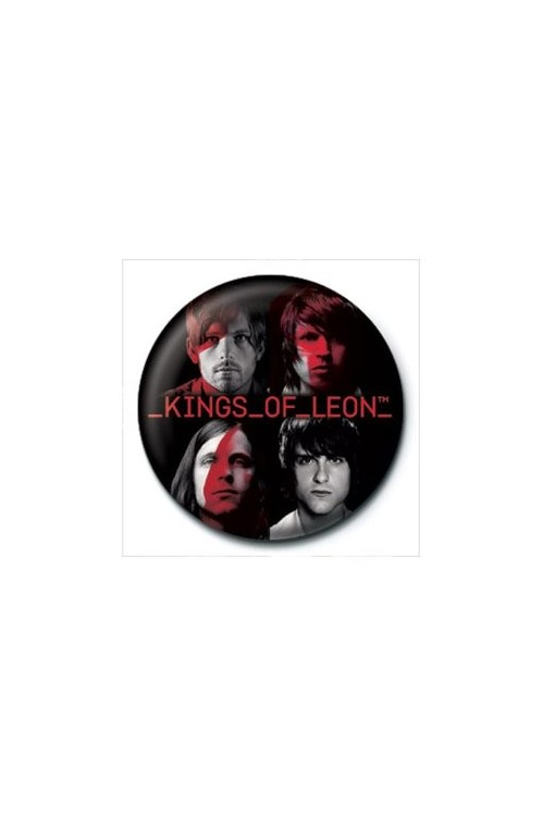 KINGS OF LEON - band Badges