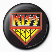 KISS - ARMY Badge