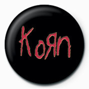KORN - LOGO Badge