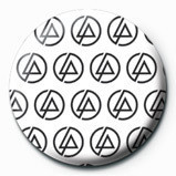 LINKIN PARK - multi logo Badge