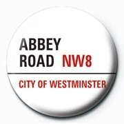 LONDON - abbey road Badge