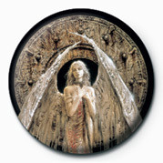 Luis Royo - White Angel Badge