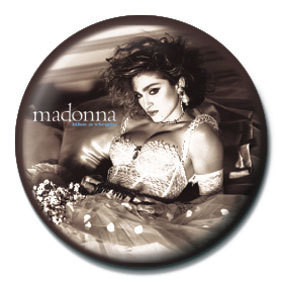 MADONNA - Like a virgin Badges
