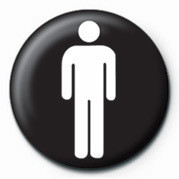 MALE SIGN Badges