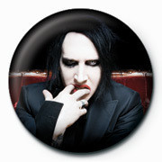 Marilyn Manson - Bite Badge